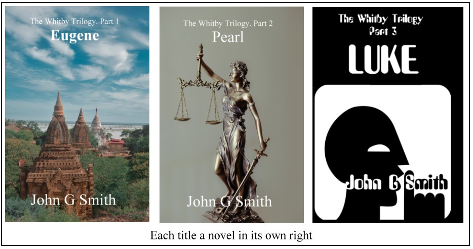 The Whitby Trilogy